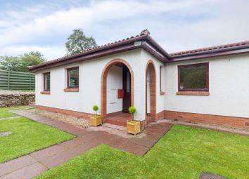 Thumbnail 3 bed bungalow for sale in Romanno Bridge, West Linton, Borders
