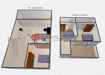 Thumbnail 3 bed property for sale in Lagos, Algarve, Portugal