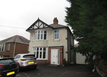 Thumbnail 3 bed detached house for sale in Heol Y Felin, Pontyberem, Llanelli, Carmarthenshire.