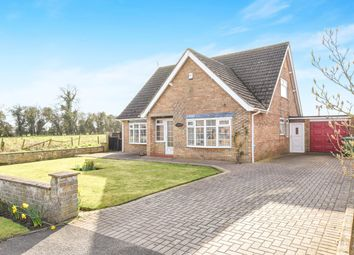 Thumbnail 3 bed detached bungalow for sale in Newton Road, Tollerton