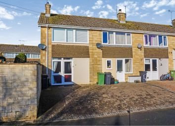 Thumbnail 3 bed end terrace house for sale in Aldsworth Close, Fairford
