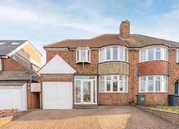3 bed semi-detached house for sale in Manor House Lane, Yardley, Birmingham B26