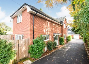 Thumbnail 3 bed detached house for sale in Albert Street, Fleet