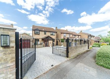 Thumbnail 3 bed detached house for sale in Bracken Hill, Chatham, Kent