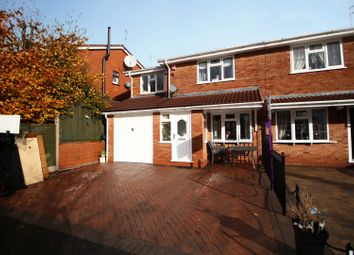 Thumbnail 4 bed semi-detached house for sale in Belvoir Close, Dudley, West Midlands
