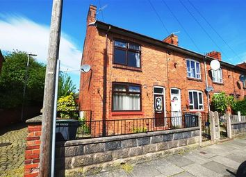Thumbnail 2 bed end terrace house for sale in Fletcher Road, Stoke, Stoke On Trent