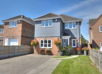 Thumbnail 4 bed detached house for sale in Tungate Way, Norwich