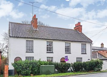 Thumbnail 5 bed detached house for sale in Main Road, Little Glemham, Woodbridge