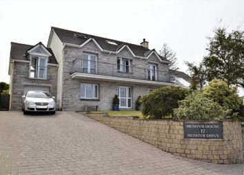 Thumbnail 4 bed detached house for sale in Menhyr Drive, Carbis Bay, St. Ives