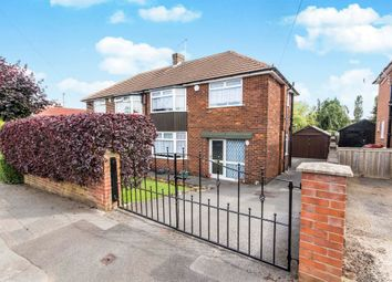 Thumbnail 3 bed semi-detached house for sale in Harby Avenue, Sutton-In-Ashfield