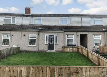 Thumbnail 2 bed terraced house for sale in Jubilee Crescent, Sherburn Hill, Durham