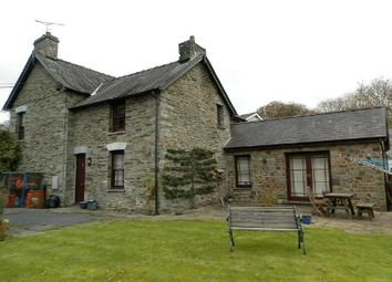 Thumbnail 3 bedroom detached house for sale in Cenarth, Newcastle Emlyn