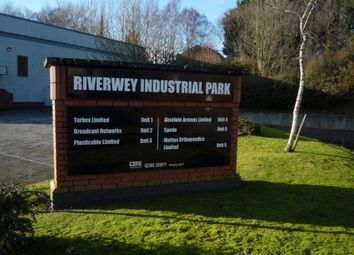 Thumbnail Warehouse to let in Riverwey Industrial Park 3, Alton, Hampshire