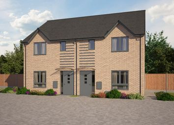 Thumbnail 3 bed semi-detached house for sale in Headings Drive, Bretton, Peterborough
