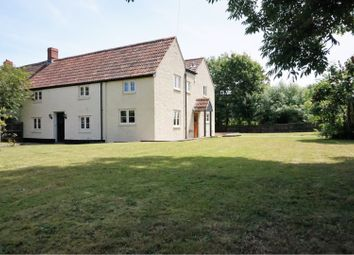 Thumbnail 5 bed semi-detached house for sale in Stoke St Gregory, Taunton