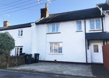 Thumbnail 3 bed terraced house for sale in Half Acre, Williton, Taunton
