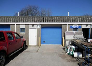 Thumbnail Light industrial to let in Unit 2B, Treskewes Industrial Estate, Helston