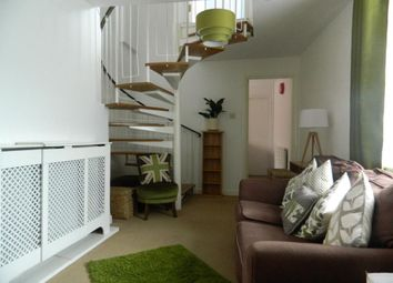 Thumbnail 1 bed maisonette to rent in Alexandra Road, Mutley, Plymouth, Devon