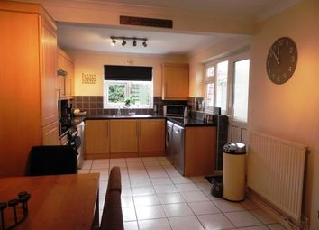 Thumbnail 3 bed semi-detached house for sale in Emberton Close, Wigston, Leicester, Leicestershire