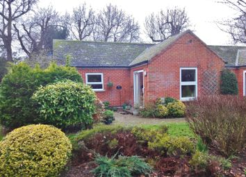 Thumbnail 2 bed semi-detached bungalow for sale in High Road East, Felixstowe
