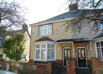 Thumbnail 4 bed semi-detached house for sale in Elmgrove Road, Gorleston, Great Yarmouth