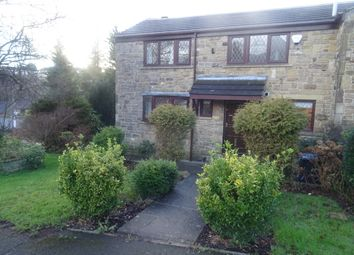 Thumbnail 3 bedroom semi-detached house to rent in Brookside, Wakefield Road, Denby Dale