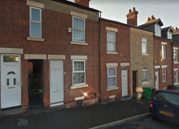 Thumbnail 2 bed terraced house to rent in Grundy Street, Nottingham