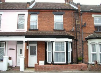 Thumbnail 3 bed terraced house to rent in Gwynne Road, Harwich
