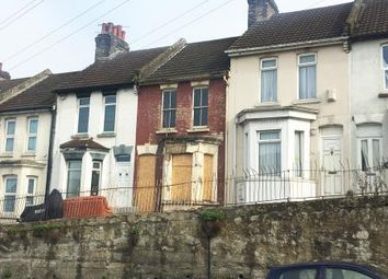 Thumbnail 2 bed terraced house for sale in 81 Magpie Hall Road, Chatham, Kent