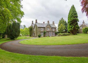 Thumbnail Detached house for sale in Llanbedr, Crickhowell