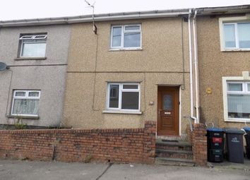 Thumbnail 2 bed terraced house to rent in Beaufort Rise, Beaufort, Ebbw Vale.