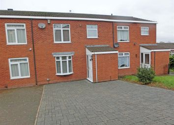 Thumbnail 3 bed terraced house for sale in Firhill Croft, Druids Heath, Birmingham