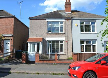 Thumbnail 2 bedroom semi-detached house for sale in Poole Road, Coundon, Coventry, West Midlands