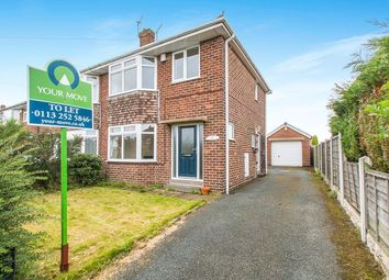 Thumbnail 3 bed semi-detached house to rent in Manor Farm Drive, Batley
