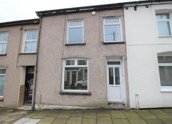 Thumbnail 3 bed terraced house for sale in High St, Clydach Vale, Tonypandy