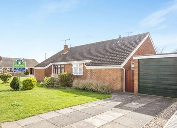 Thumbnail 2 bed bungalow for sale in Willow Drive, Countesthorpe, Leicester