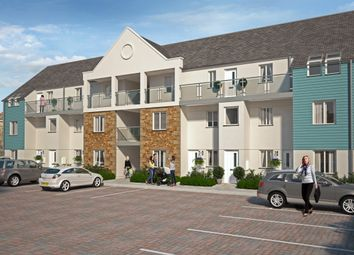 Thumbnail 2 bed flat for sale in Chapel Walk Mews, Camborne
