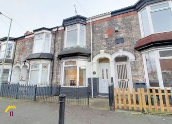 Thumbnail 2 bedroom terraced house to rent in Newstead Street, Hull