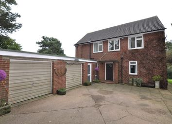 Thumbnail 4 bed detached house for sale in Bennetts Lane, Bramshall, Uttoxeter