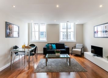Thumbnail 1 bed flat to rent in 11-13 Bream's Building, London
