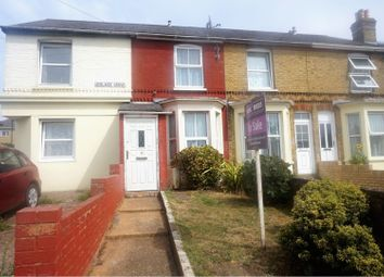 Thumbnail 3 bed terraced house for sale in Adelaide Grove, East Cowes