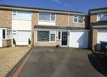Thumbnail 4 bed semi-detached house for sale in Warwick Road, Broughton Astley, Leicester, Leicestershire