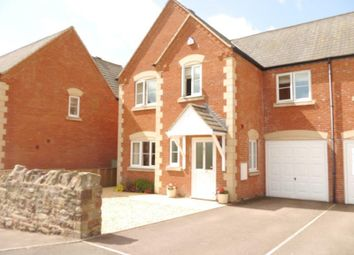 Thumbnail 4 bed semi-detached house for sale in Orchard View, Lea, Ross-On-Wye