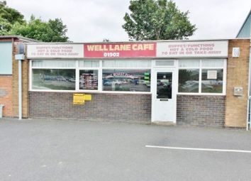 Thumbnail Restaurant/cafe for sale in 57 Well Lane, Wolverhampton