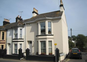 Thumbnail 1 bed flat to rent in Burton Street, Brixham, Devon