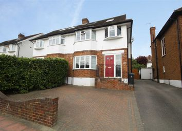Thumbnail 4 bed semi-detached house for sale in Raeburn Avenue, Berrylands, Surbiton