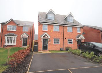 Thumbnail 3 bed semi-detached house for sale in Armfield Grove, Leigh