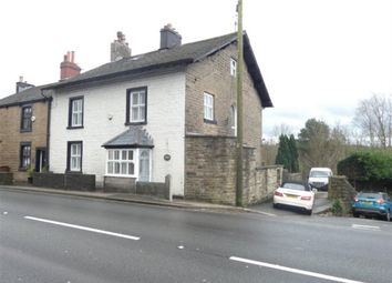 Thumbnail 4 bed end terrace house for sale in Church Street, Tintwistle, Glossop
