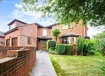 Thumbnail 5 bed detached house for sale in Monument Lane, Ironville, Nottingham