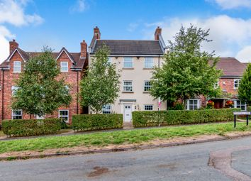 Thumbnail 2 bed flat for sale in Red Gables Court, Church Leigh, Leigh, Stoke-On-Trent